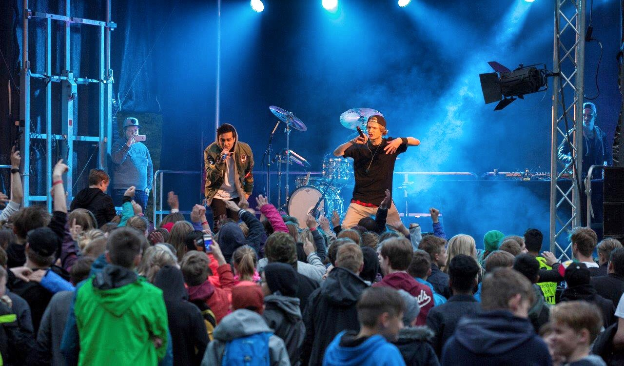 16. mai 2017 - Foto: Åsmund Årvik